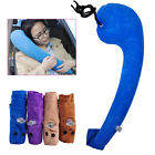 Inflatable Pillow Neck Rest Air Cushion Car Seat Flight Camping Travel Portable