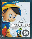 PINOCCHIO Signature Collection BLU-RAY DVD  SLIPCASE BRAND NEW SEALED