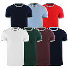 Mens T Shirt Brave Soul Kailash Retro Short Sleeve Crew Neck Casual Top