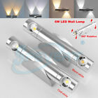 6W LED Up Down Lamp 360° Rotated Wall Light Corridor Sconce Living Room Home SP