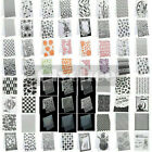 Crafts - Various Designs Plastic Embossing Folders Template DIY Scrapbooking Cards Craft