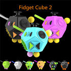 New Generation 12Sides Fidget Cube Relieves Anxiety and Stress Juguet For Adult