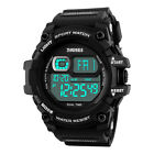 Men Led Digital Watches Multifunction Chronograph Sport Watch 50M Waterproof