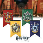 Gryffindor Slytherin Ravenclaw College Harry Potter House Banners Flag