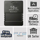 Free McBoot FMCB 1.953 Sony Playstation2 PS2 128MB Memory Card Cards OPL MC Boot