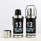 10 Oz Stainless Steel Vacuum Sports Thermos Portable Outdoor Travel Flask Bottle