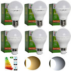 3x B22 BC E27 ES 5W SMD Globe LED Light Bulbs Ball Lamp Spotlight Energy Saving