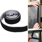 2 Rolls Black WhitePowerful Adhesive Hook Loop Band Sticky 110CM Free Shipping