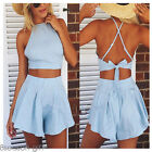 2017 Summer Womens Lady Clubwear Playsuit Party Jumpsuit & Romper Short Trousers