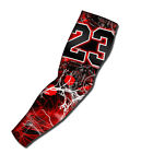 IN THE PAINT Compression Arm Sleeve unisex basketball jordan bulls chicago youth