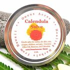 Calendula Salve for Rashes, Dry Skin, Cuts and Wounds