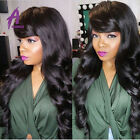 Malaysian Hair Human Hair Extensions Weave Body Wave 4Bundles/400g US STOCK 8A