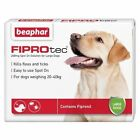 Beaphar FIPROtec Flea Spot On for Small Medium Large XL Dogs&Cats FAST DELIVERY