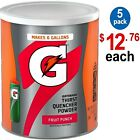 Thirst Quencher Fruit Punch Sports Drink Mix, Gatorade, 51 O