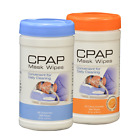 CPAP Mask Cleaning Wipes by Contour, Choose Citrus or Unscented.