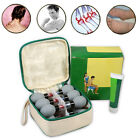 18pcs Vacuum Suction Magnetic Acupuncture Therapy Moxibustion Cupping Set LJ