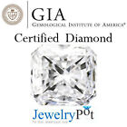 2.02CT F VS1 Radiant GIA Certified & Natural Loose Diamond Stone (15644202)