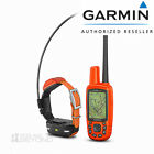 Garmin Astro 430 + T5 Mini Dog Collar GPS Tracking Bundle 1-6 Dogs