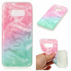 2017 New Rubber Soft TPU Silicone Phone Back Case Cover For Samsung Galaxy S8