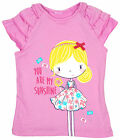 Girls Toddler Cute Girl You are my Sunshine T-Shirt 1½ to 2 Years SALE