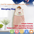 Baby Toddler Kid Sleeping Bag Sleepsuit Winter Autumn 1.0 tog 2.5tog 0-18 months