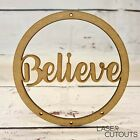 150mm Wooden MDF Dreamcatcher Window Hanging Shape Decorating Craft Personalised