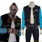 Suicide Squad Cosplay El Diablo Chato Santana Costume Halloween Uniform Coat New