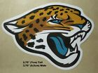 Jacksonville Jaguars NFL Decal Stickers Football Team Logo -  Your Choice