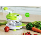 Stirring Garlic Meat Grinder Cutter Manual Artifact Mincer +Egg Separator 7213U