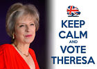 Keep Calm Vote Theresa May, Conservative, Election, Wall Art/Poster/All Sizes 20