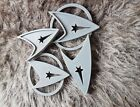 STAR TREK - Command Badge Logo Cosplay Prop