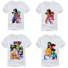 SAINT SEIYA Anime Men Cotton White T Shirt Tee Size S M L XL XXL