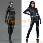 Batman: The Dark Knight Rises Catwoman Cosplay Selina Kyle Costume Halloween New