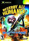 Destroy All Humans!  XBOX  *USED*