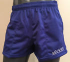 American Rucker Rugby Shorts - Royal Blue with Pockets