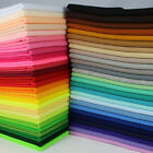 Soft Polyester Craft Felt 112cm wide per metre