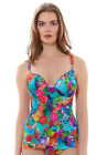 Freya 3930 Under The Sea Underwired Non Padded Tankini Top New Womens Swimwear