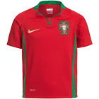 Nike Kids Portugal Home Football Shirt Jersey BNWT Age 6-8  Ronaldo Past Season