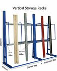 Cost effective Vertical Storage for Items up to 3000mm long
