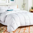 All Season Quilts Duvet , Duck Feather & Goose Feather Quilt All Size Pillows