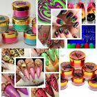 GNI Nail Additives® *SORBETS,NEONS,DDR,HOLOS* For Usage within the Nail Industry