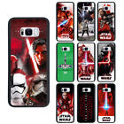 Star Wars The Last Jedi Luke Skywalker Rey Kylo Ren Phone case for Samsung $10.46 CAD on eBay