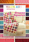 Sue Pinners Granny Square Book and Wendy Merino Wool Colour Pack