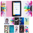 Luxury Wallet Leather Folio Pouch Case Cover For Amazon Kindle Fire 7 5th Gen