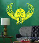Vinyl Wall Decal Egyptian Pharaoh Wings Egypt Ancient World