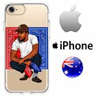 iPhone Case Cover Silicone Kendrick Lamar Rapper J Cole Childish 2Pac FreshPrint
