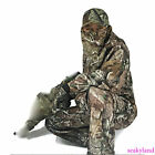 Camo Hunting Jakcet Pants Sets Fishing Archery Sniper Army Military Camouflage