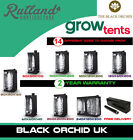 Grow Tent Indoor Hydroponic Black Orchid Best Indoor Light Kit Bud Dark Room