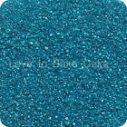EDIBLE BRIGHT BLUE SPARKLING GLITTER SUGAR CRYSTALS Cupcake Sprinkles 25g-500g
