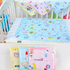 Home Waterproof Newborn Diaper Pad Soft Cotton Baby Infant Durable Urine Mat